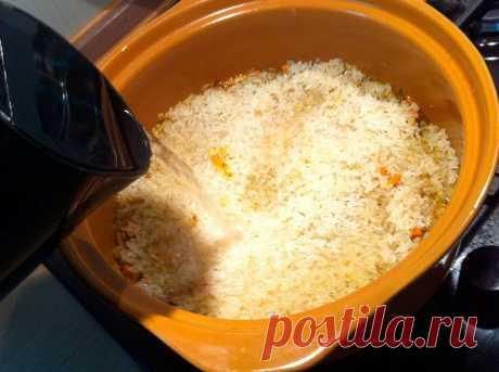 6 хитростей, как приготовить вкусный и рассыпчатый рис, а не клейкую массу