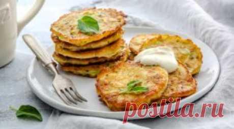 Los buñuelos de los calabacines: las recetas de la foto poshagovo