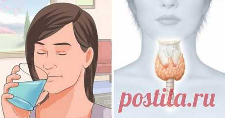 Как перезапустить щитовидку, чтобы сжечь лишний жир и ускорить метаболизм Вот увидите: щитовидка станет как новенькая!