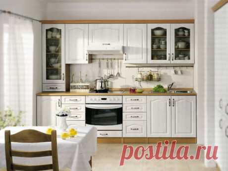 Прямая кухня: фото варианты дизайна, выбор кухонного гарнитура под интерьер