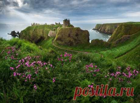 Шотландские пейзажи