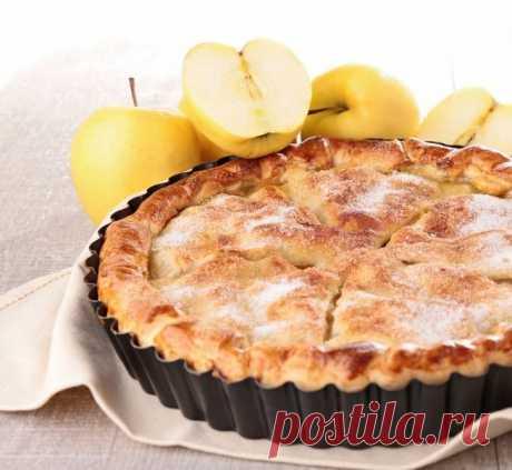 Старинный английский яблочный пирог — Sloosh – кулинарные рецепты