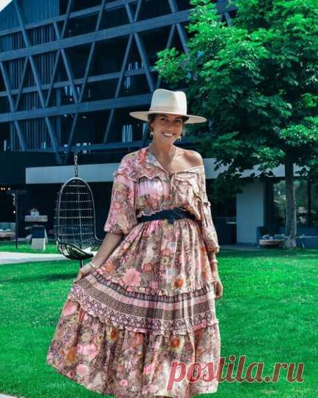 Платье бохо: 10 воздушных и невероятно женственных вариантов