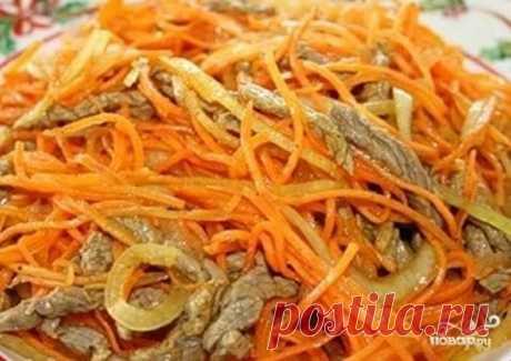 Хе из рыбы с морковью - пошаговый рецепт с фото на Повар.ру