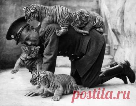 Редкие исторические фото, которые перевернут твой взгляд на мир.