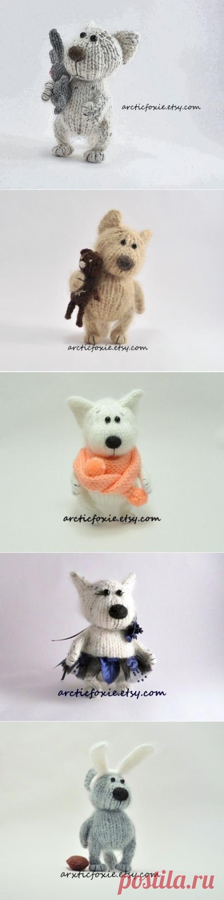 Собаки от Arcticfoxie