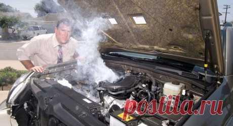 Перегрев двигателя в жару: что нужно знать?   RuDorogi   Яндекс Дзен