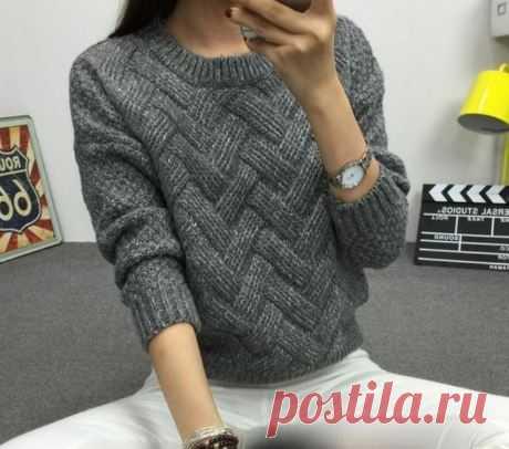 Вязание свитеров