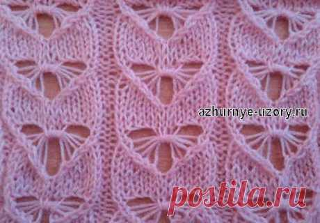 No. 7 the Openwork pattern with the dismissed ranks | Openwork Patterns