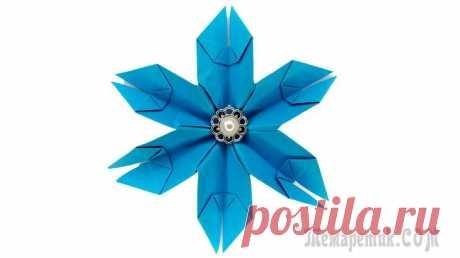 Как сделать красивый цветок из бумаги Сделать цветок из бумаги — это отличный способ потренировать вашу креативность, украсить свой дом или преподнести кому-нибудь небольшой, но приятный подарок. Бумажные цветы отличное решения в украшени...