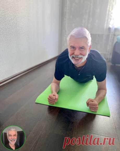 3 простые упражнения для увеличения «мужской силы» и здорового сердца, которые выполняю в свои 73   Диетолог на пенсии   Марк Робертович   Яндекс Дзен