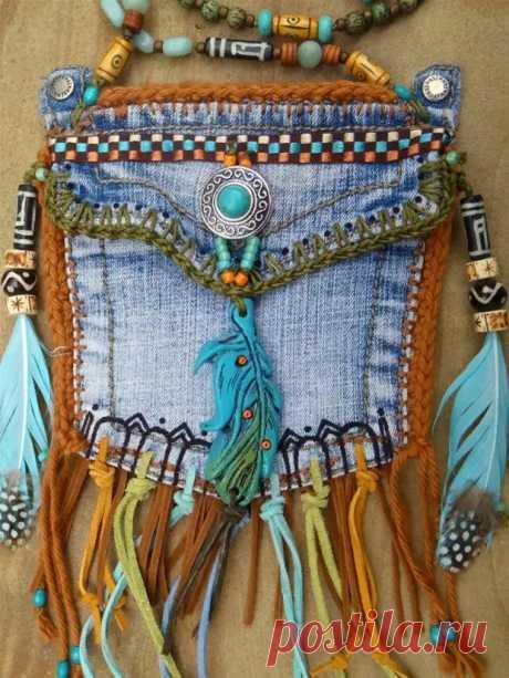 Где можно применить карманы от старых джинсов - Сам себе мастер - медиаплатформа МирТесен