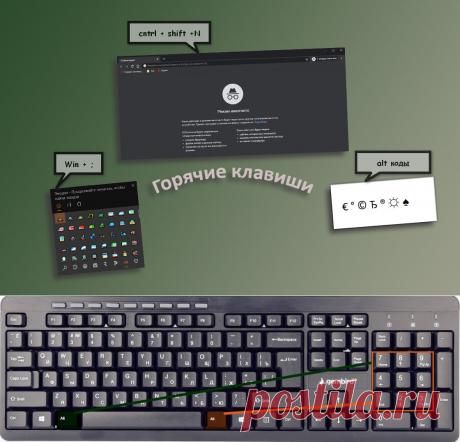 6 Компьютерных лайфхаках, о которых полезно знать. | Ты ж программист! | Яндекс Дзен