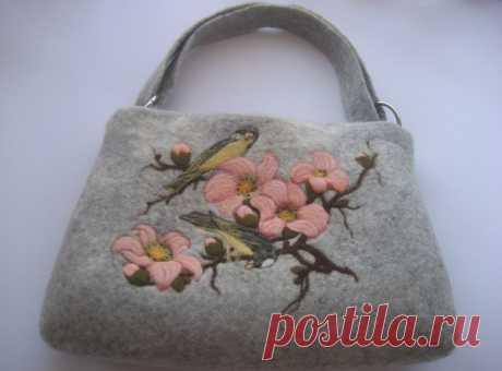 карман на валяной сумке - Поиск в Google