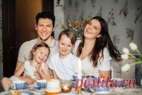 5 «семейных» формул, которые могут помочь вам быть счастливыми   В гостях у Ларуси   Яндекс Дзен