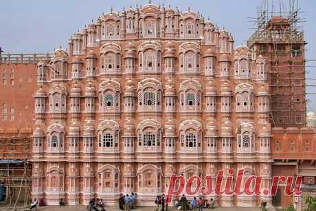 Дворец ветров в Джайпуре - Путешествуем вместе