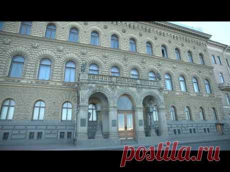 Экскурсия по Дворцу Великого князя Владимира Александровича (Дом ученых)