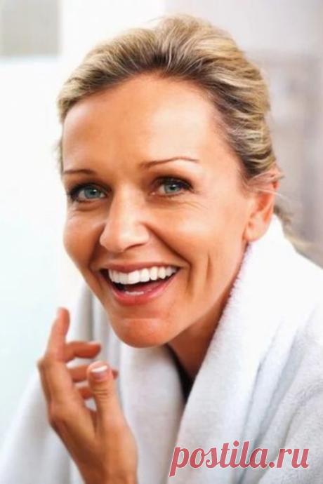 Правила сияющей кожи: как ухаживать за лицом 40 и 50 лет - Образованная Сова