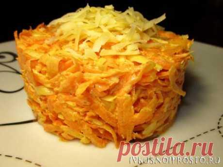 Салаты с сыром | И вкусно и просто