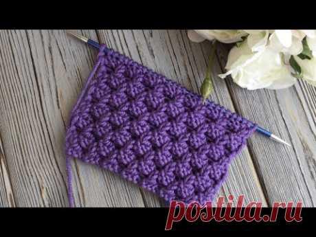 ВЕЛИКОЛЕПНЫЙ, ОБЪЕМНЫЙ УЗОР ДЛЯ КАРДИГАНОВ, МАЕК, ТУНИК! knittingpatterns