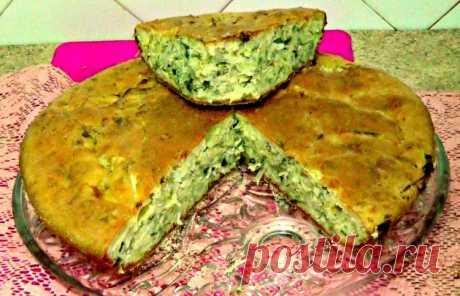 Быстрый капустный пирог с сырой капустой - Женские советы