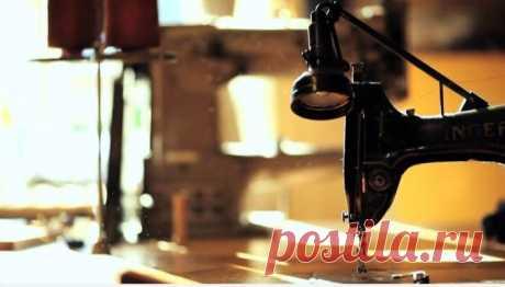 Видео: как шьют уникальные джинсы / Интересные видео / Модный сайт о стильной переделке одежды и интерьера