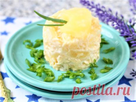 Нежнейший салат из 2х ингредиентов! | Готовим Смакуем | Яндекс Дзен