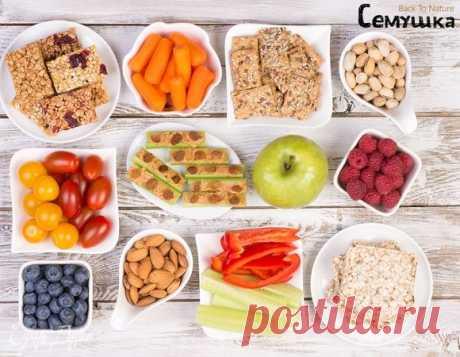 Полезные привычки: перекус по всем правилам. Кулинарные статьи и лайфхаки