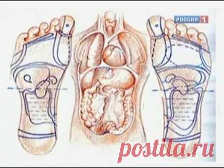 Supni of legs and heel, diseases and influence on an organism. Massage and care of heels and stupnyam