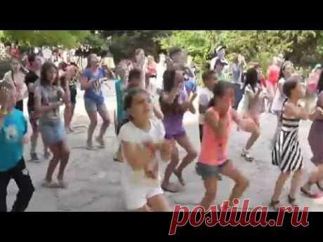 Летние танцы - Хореографический ансамбль Вдохновение