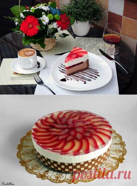 """Торт благодарственный """"Валентин"""".."""