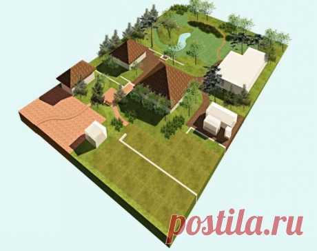 Бесплатный онлайн проектировщик ландшафтного дизайна: программа для легкого самостоятельного проектирования и планирования дома и дачного участка