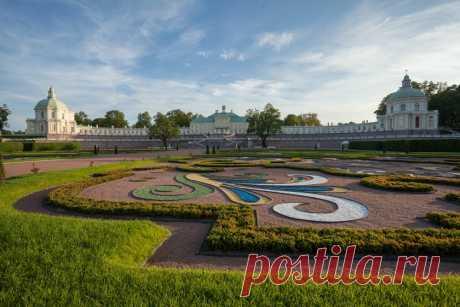 "Museum ""Большой Menshikovsky дворец"" \/ State memorial estate ""Петергоф"""
