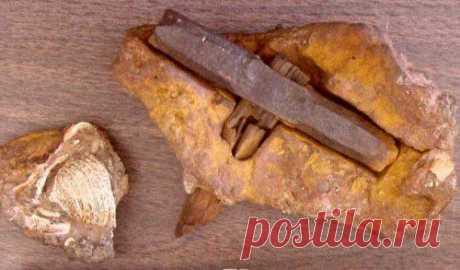 Засекреченные находки археологов: вещи современного мира в прошлом. Фантастика или правда?! | НАШ ГОРОДОК