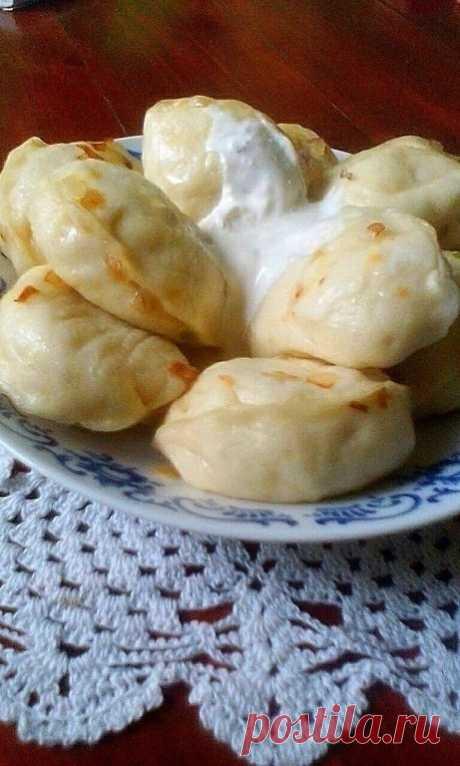 Вареники «Пухнатые» - Рецепты
