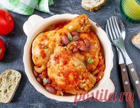 Рецепт цыпленка по-умбрийски на Вкусном Блоге