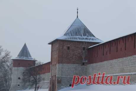 Карманный Кремль и другие интересные места в Зарайске: очень уютный и гостеприимный городок   Соло-путешествия   Яндекс Дзен