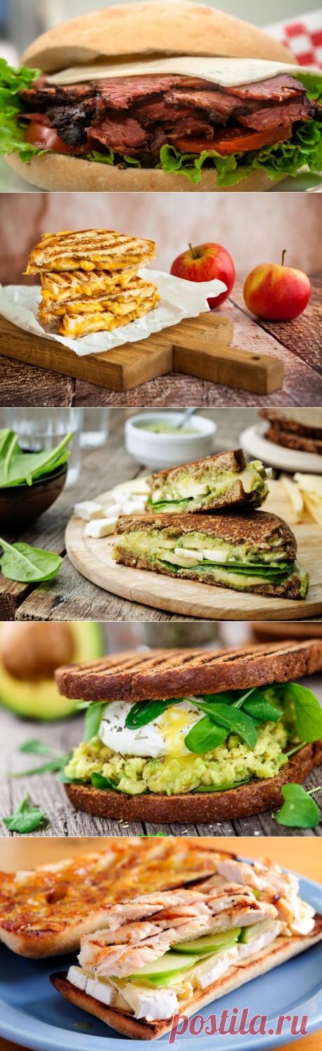 7 бутербродов, от которых невозможно отказаться