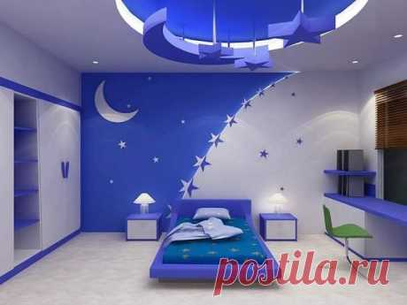 Как вам такие детские комнаты?