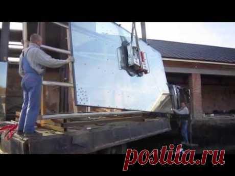 Присоски для стекла, вакуумный подъемник для монтажа стекла до 850 кг. Мы брали в аренду  Glass Boy – профессиональный европейский вакуумный подъемник для работ со стеклом, отвечающий самым современным стандартам качества. Наши ожидания превзошли сами себя.