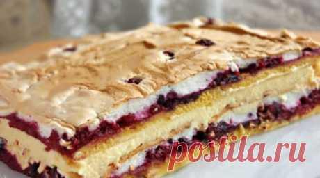 Невероятно вкусная и очень красивая выпечка – готовим польский пляцок Pani Walevska - Счастливый формат