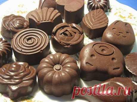 """Варим шоколад с нуля: Шоколад черный с апельсиновой цедрой и кокосом """"Тропик"""" - ХЛЕБОПЕЧКА.РУ"""