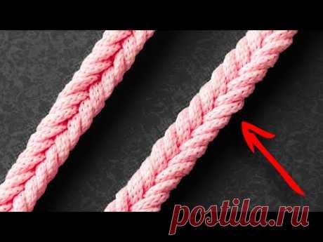 💡💥 Тот самый шнур! Колосок - шнур крючком | Nadezhda Lab