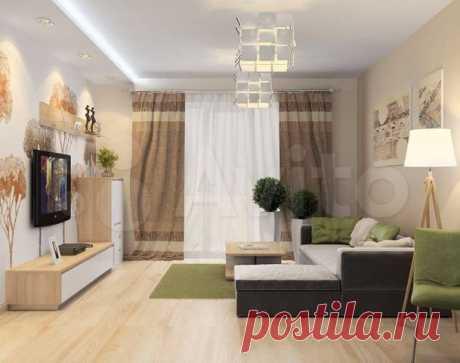 1-к квартира, 31.3 м², 6/19 эт. напродажу вКрасногорске | Купить квартиру | Авито