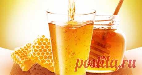 Бесконечно полезный медовый напиток