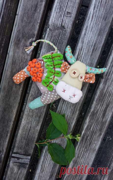 Шью лоскутную корову - символ года 2021 | Алиса Сметанина