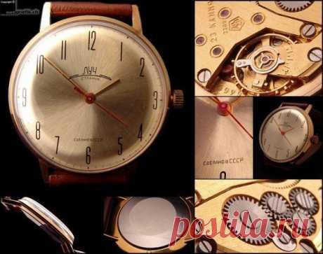 Самые интересные и красивые часы из СССР До 1991 года в нашей стране работали около десяти заводов, которые в совокупности выпускали до сотни марок часов. Отдельного внимания заслуживали часы для военных, летчиков и космонавтов. Производител...
