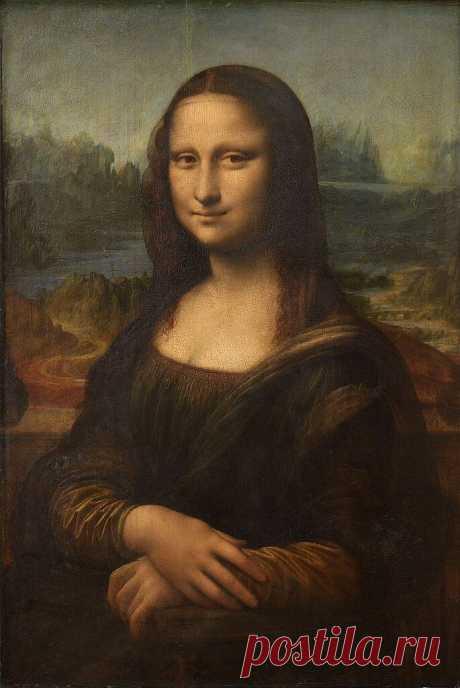 10 самых известных художников. От Леонардо до Дали