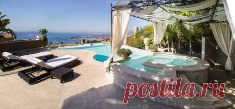 Таормина Вилла класса люкс Андромаха | Сицилия, виллы и апартаменты в аренду