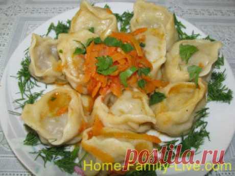 Чучвара/Сайт с пошаговыми рецептами с фото для тех кто любит готовить